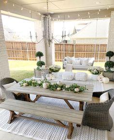 Decor, Outdoor Decor, Outside Living, Backyard Decor, Patio Decor, New Homes, Home Decor, Backyard Living, Outdoor Garden Decor