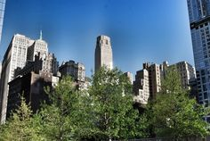 Taken from Central Park