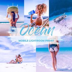 Buy Bright Travel Mobile Presets Ocean by LukStudioDesign on GraphicRiver. I present to You a set of presets Bright Travel Ocean MOBILE Adobe Lightroom Presets My settings will completely chan. My Settings, Professional Lightroom Presets, Edit Your Photos, Architecture Photo, Travel Photos, Travel Ad, Ocean, Bright, Change