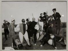 Bauhaus Stage workshop 1928_Barbican