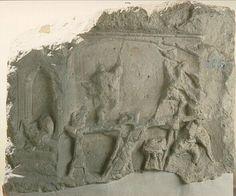 The fresco painters stele. II/III century . Sens Museum - France -