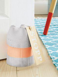 Deko aus Beton selber machen - mit DIY-Anleitungen