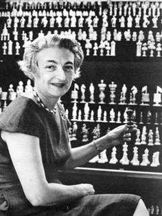 Chess Benefactor Jacqueline Piatigorsky Dies at 100