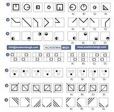 ejercicios de razonamiento logico con instrucciones - Buscar con Google