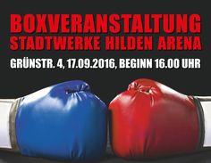 Der 17. September wird den Boxfans lange in Erinnerung bleiben. Ab 16 Uhr wird…