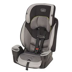 Evenflo Rightfit Booster Car Seat Yoshi Review