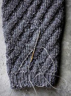 Neulotut säärystimet ja pipo | Meillä kotona Knee High Socks, Leg Warmers, Knitted Hats, Diy And Crafts, Knitting, Knits, Hands, Life, Fashion