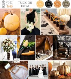 #Halloween inspiration board
