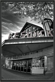 Historic Keswick Theater. Glenside, PA by Al Camardella Jr., via Flickr