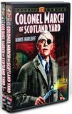 Colonel March of Scotland Yard Collection [2 Discs] [DVD]