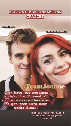 Joe Sugg, Strictly Come Dancing, Dancing With The Stars, Big Day, Youtubers, Joseph, Ships, Couples, People