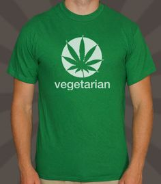 Support that green in whatever form. You'll be smokin' in this shirt for sure!  - Professionally printed silkscreen - High-quality, 100% cotton tee. - Ships within 2 business days - Designed and printed in the USA