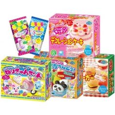 Japanese Rice, Japanese Snacks, Diy Sushi, Pop Tarts, Asian Recipes, Snack Recipes, Kawaii, Candy, Welding