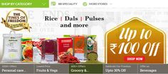 Get best #discounts on #Grocery items using #Bigbasket #Coupons