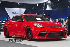 ADV1 Porsche Panamera