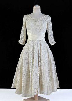 1950s Vintage Ivory Lace Formal PromDress by ProperLush on Etsyvintageforsale #stylish #fifties #teeshirts #shopping #tshirts #dillynnmiles #haute #shopaholic #trends #styleblogger #ootd #trendy #clothing #tees #thingsilove #stylishtees #girly #lookoftheday #musthaves #picoftheday #fashionjewelry #fashionblog #fashionblogger #fashionista #fashiontees #instafashion #teak #danishmodern #highlandpark