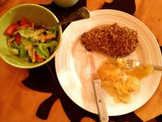America's Test Kitchen Almond-Crusted Chicken Cutlets with Thyme - Everyday Cooking Adventures