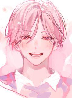 Cute Anime Boy, Cute Anime Pics, Anime Art Girl, Manga Art, Anime Boy Drawing, Cute Boy Drawing, Anime Boys, Anime Style, Pretty Art