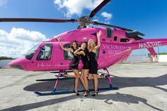 Victoria Secret chopper