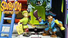 New Scooby-Doo Captain Scooby and the Pirate Fort Mega Set Unboxing - WD...
