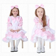 LPATTERN Kids Girls Cosplay Costume Toddler Halloween Christmas Performance Show Outfit Party Dance Dress ** Click the image for added details. (This is an affiliate link). Toddler Halloween, Halloween Christmas, Halloween Party, Halloween Costumes, Children Costumes, Kids Events, Dance Dresses, Kids Girls, Cosplay Costumes