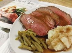 Classic Roast Beef and Gravy (Cook's Country)