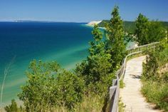 """Michigan's Leelanau Peninsula, affectionately known to Michiganders as """"the little finger"""" of the """"mitten"""", is an area of great beauty and many attractions."""