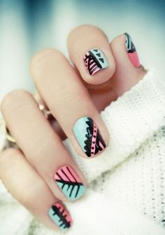 Nail Art c magnifique