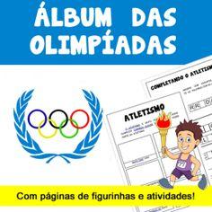 Código 571 Álbum das Olimpíadas