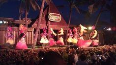 Germaine's Luau Honolulu, Hawaii.  Was the perfect way to embrace the Luau experience.    Food was great!