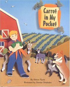 Carrot in my Pocket by Kitson Flynn