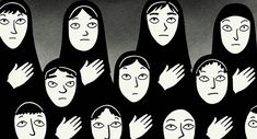 Persepolis by Marjane Satrapi   Graphic Novels 101: A Beginners Guide