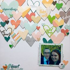 All of the heart eyes for @pinkfreshstudio Let Your Heart Decide, which is featured in the @craftytemplates Quirky Kits this month! I think fussycutting out all those hearts was worth it! 💕💕#pinkfreshstudio #pfsletyourheartdecide #pfletyourheartdecide #pfs #letyourheartdecide #heart #hearts #love #scrapping #scrapbooklayout #scrapbooking #quirkykitgallery #quirkykit #quirkykits #craftytemplates #fussycutting