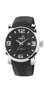 Ανδρικό Ρολόι COBRA με λουρί σιλικόνης Watches For Men, Leather, Accessories, Men's Watches, Jewelry Accessories