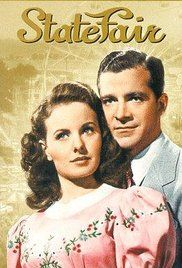 State Fair alla 1945!  This time the daughter is looking for a MAN to fall in love with instead of her BOYfriend (who she is engaged to)
