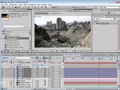 CameraTracker tutorial with Andrew Kramer of videocopilot.net
