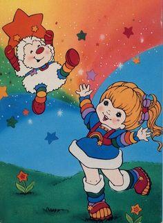 Rainbow Brite & Twink