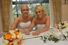 Wedding at the Deanwater Hotel