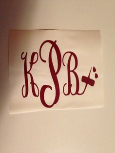 Monogram Decal/ Stethoscope Heart by SasseeTreasures on Etsy Phlebotomy Humor, Nursing Goals, Sticky Vinyl, Vinyl Decals, Car Decals, School Study Tips, Monogram Decal, Medical Field, Stethoscope