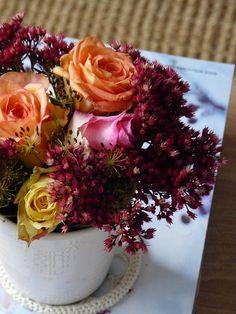 I need some fresh flowers