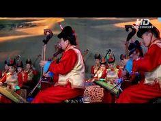 """Mongolian Music """"Mongolian Steppe Melody"""" HD"""