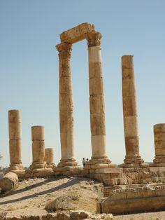 Ancient Roman structures