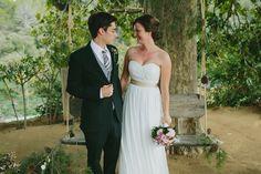 Fotografo de boda rural l avellana