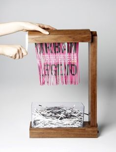 Eliminator Lamp by Merve Kahraman