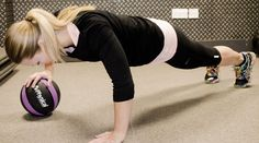 6 must-try medicine ball exercises