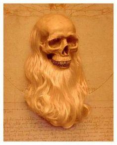 Antonio Guccione Vanitas Vanitatum, Contemporary Art, Halloween Face Makeup, Lion Sculpture, Statue, Skulls, Artist, Artists, Sculptures