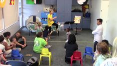 Storytime with Lynn Kleiner, A glimpse at the active, young audience Preschool Music Activities, Story Time, Storytelling, Wrestling, Youtube, Lucha Libre, Youtubers, Youtube Movies