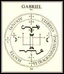 """We have a problem with Gabrielle...she can't fully use her sigil..."" Michael replied."