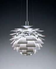 """Future comes by itself, progress does not."" -PH. Artichoke Mini Pendant Lamp"