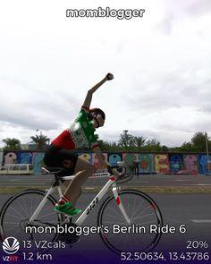 #VZfit ride from Berlin Berlin, Explore, Exploring